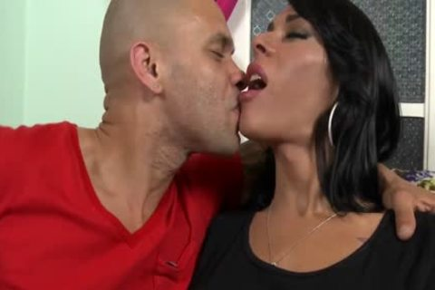 Bigtitted lady-boy non-professional assfucked previous to dong juice flow