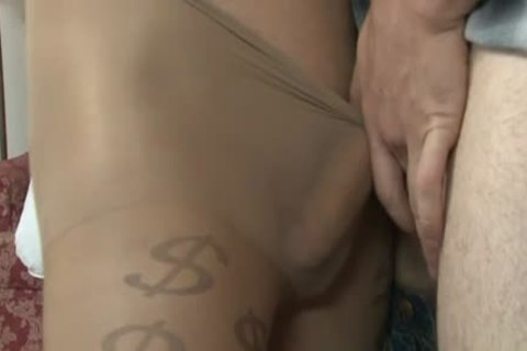 Riley Quinn tranny whores In Panty Hose