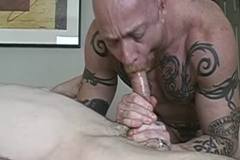 FTM Buck angel gets His cookie banged And Sucked