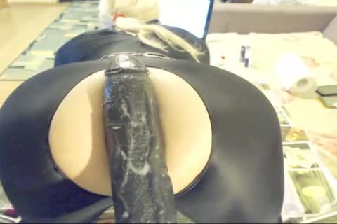 Sissy booty Training two
