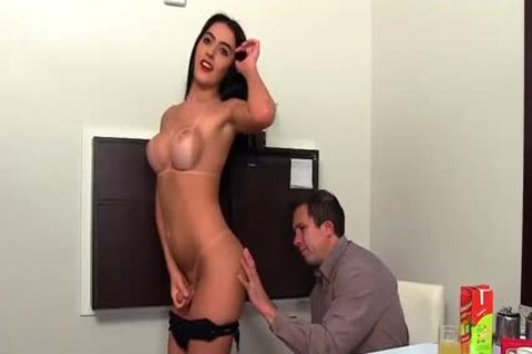 nice-looking ladyman Mariana Lins Takes 2 dongs In Her wazoo