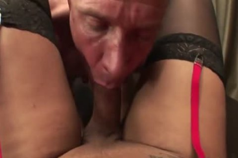 sleazy sheboy painfully With Facial
