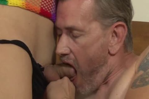 Gianna Rivera acquires The Ultimate sheboy dream cum To Life When Shes pounded