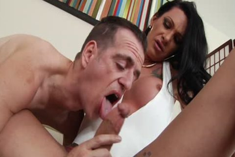 Morgan Bailey loves The butthole Of Chad Diamond