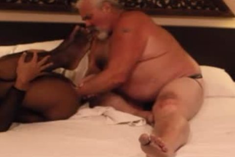 The astonishing Ladyboy Pan Getting Fisted By A Real man