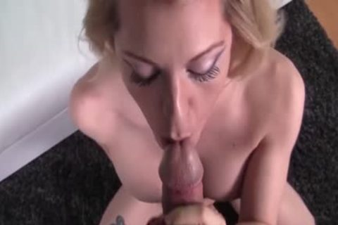 yummy Tyra Scott Bent Over After sucking cock POV