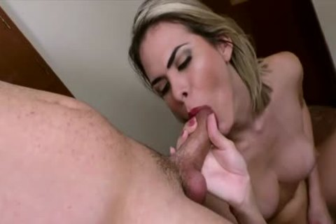 Dream t-girl - tasty blonde shemale Barbara Perez Compilation Part two