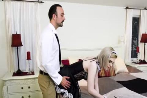 wild Trans Maid Leads lad To Cheat On Wife!
