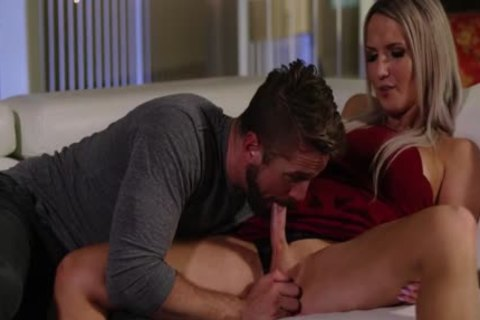kinky sheboy Kayleigh Coxx bonks Her Boyfriends juicy wazoo So Hard