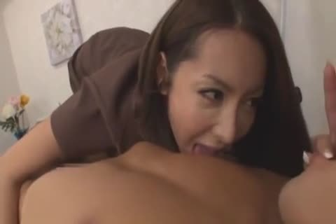 horny Masseuse Hime Was Born To Top