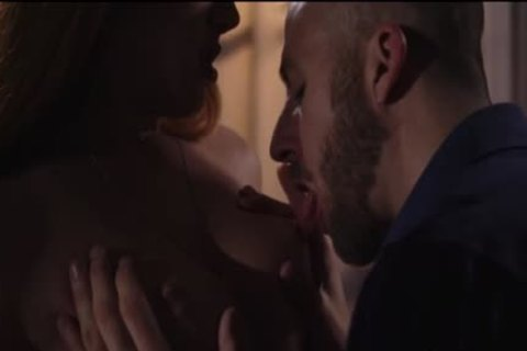 lascivious dude bow Over And Let TBabe Daisy Taylor nails His anus