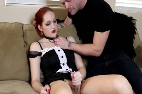 Sissy Chastity And anal Play 1