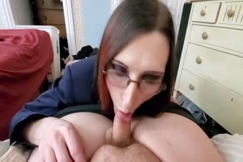 Riding And sucking Like A admirable whore