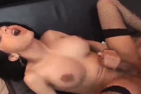 sheboy Cums whilst Sodomized