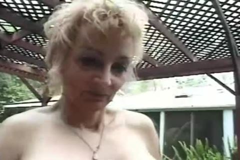 Granny The t-girl 1 Part