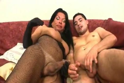 Sthis chabmale with monstrous cock hammered