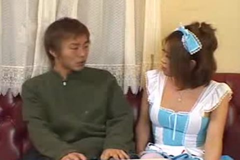 Mutual Sex With adorable Japanese Sthowdys guymale