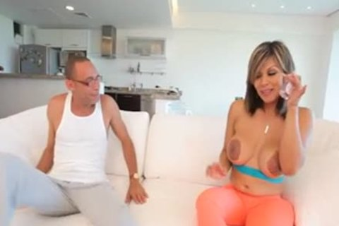 BigTits big butthole charming playgirl