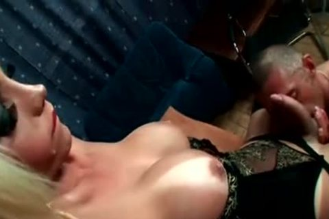 breasty blonde ladyboy pokes With A lad